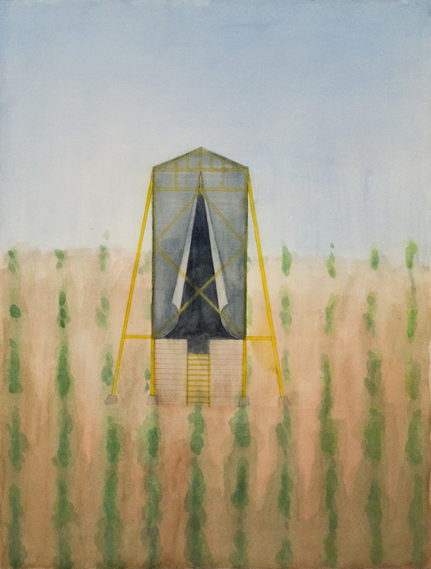 , 'Folly for Vintners in the Napa Valley, In Situ,' 1980, Edward Cella Art and Architecture
