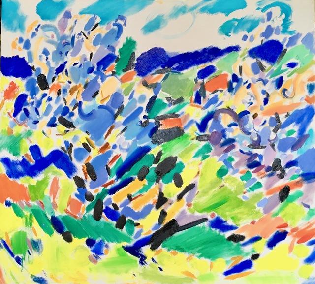 , 'Spring Landscape,' 2018, Robert Kananaj Gallery