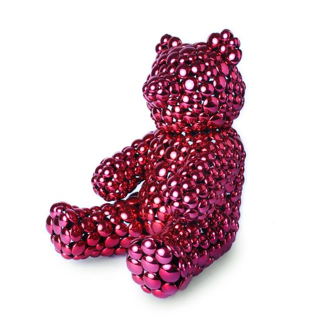 , 'Magenta Teddy Bear,' 2015, The Public House of Art