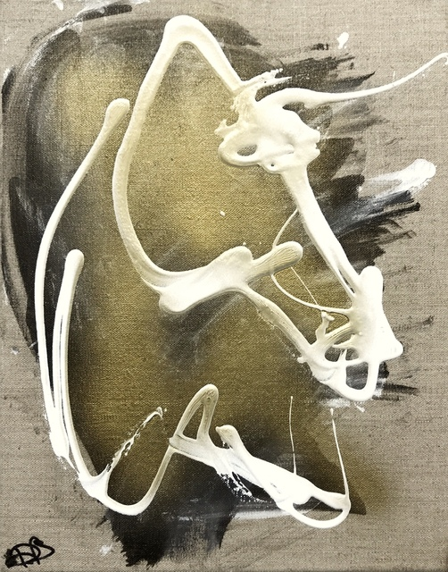 , 'Gold Pony II,' 2013, {9} The Gallery