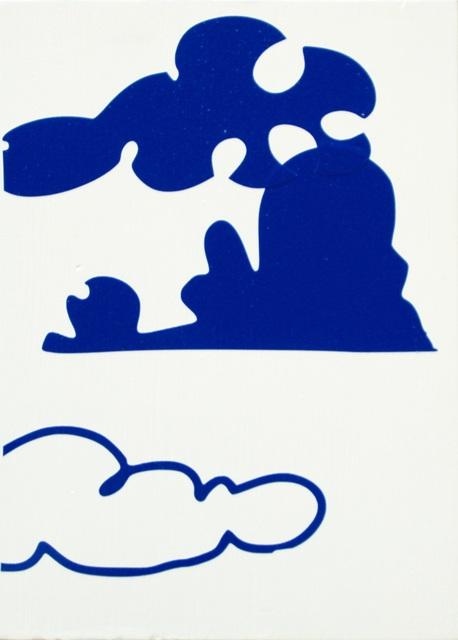 Ethel Shipton, '6 (The Cloud Series)', 2019, Ruiz-Healy Art