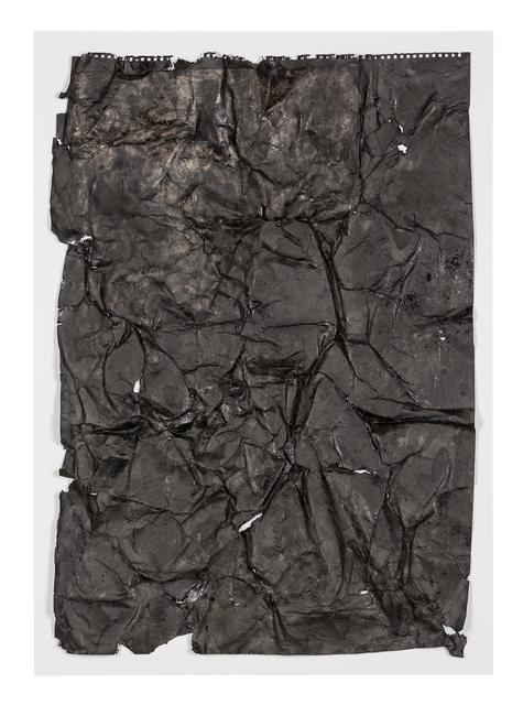 Stefan Vogel, 'Zerknitterte Nacht 27.3.19', 2019, Galerie Gisela Clement