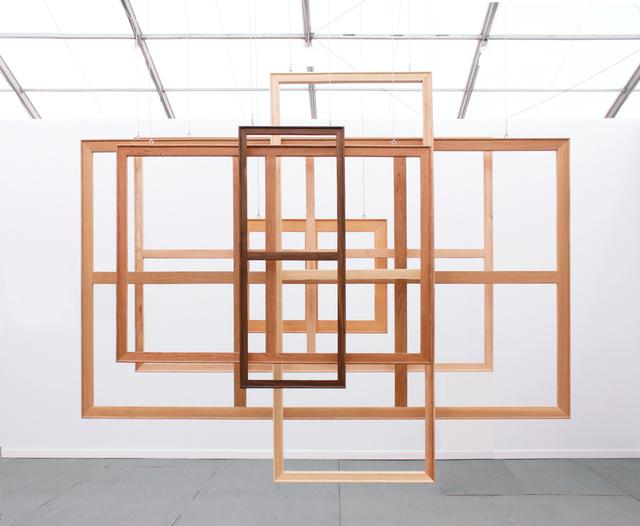 , 'Gewisse Rahmenbedingungen 2,' 2014, Peter Blum Gallery