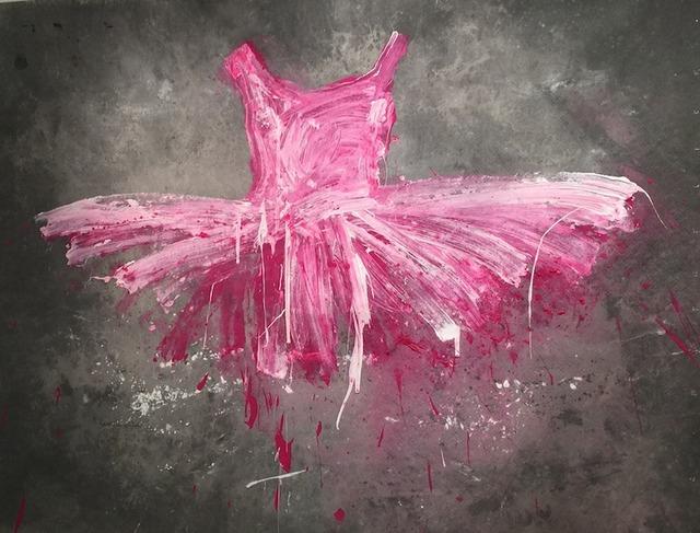 , 'Pink tutu,' 2015, Galleria Ca' d'Oro