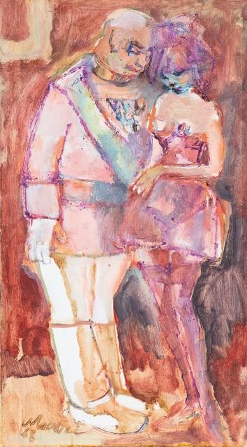 Mino Maccari, 'Couple', 1993, Finarte