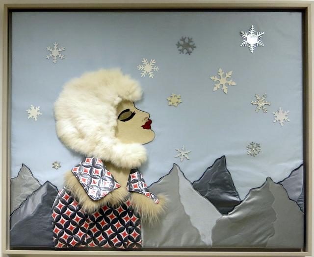 , 'Neige de Noëlle,' 2014, MUCA