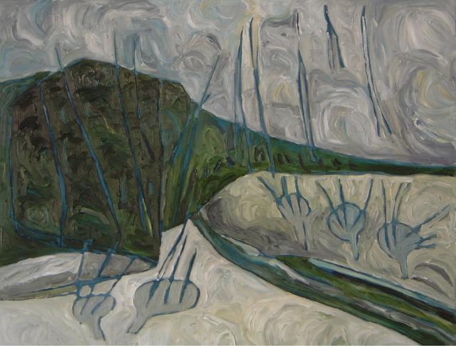 James Kuiper, 'Green Mountain', 2006, Atrium Gallery