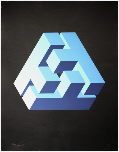 José María Yturralde, 'Forma imposible', 1974, Artur Ramon Art