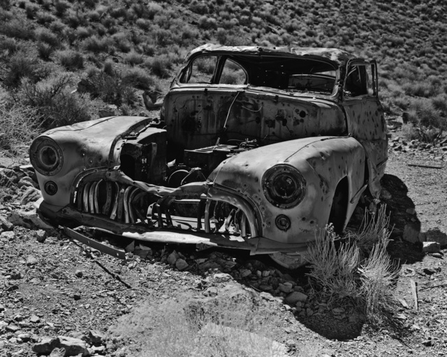 , 'Augberry Camp Car,' , Modernist Frontier