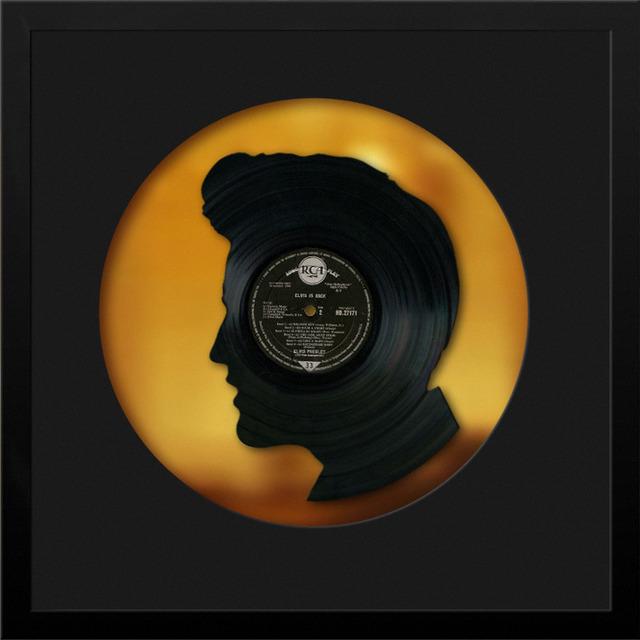 , 'Elvis,' , Woolff Gallery