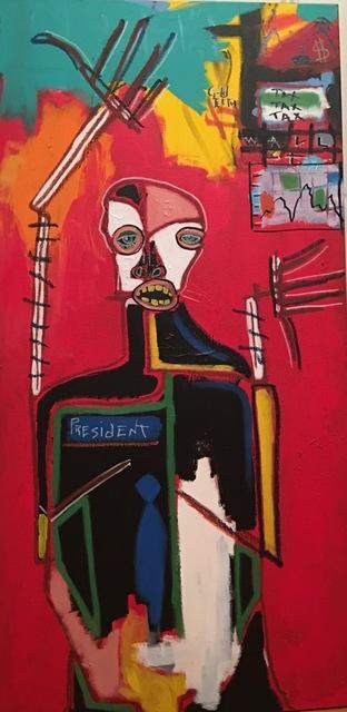 , 'Black President,' 2012, Imlay Gallery