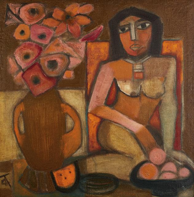 , 'Nude with Still Life,' 1970's, AkaraArt