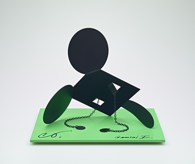 , 'Geometric Mouse, Scale E,' 2013, Gemini G.E.L.