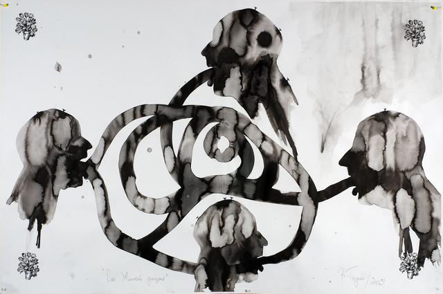 , 'Les Mauvais Garcons,' 2009, Mario Mauroner Contemporary Art Salzburg-Vienna