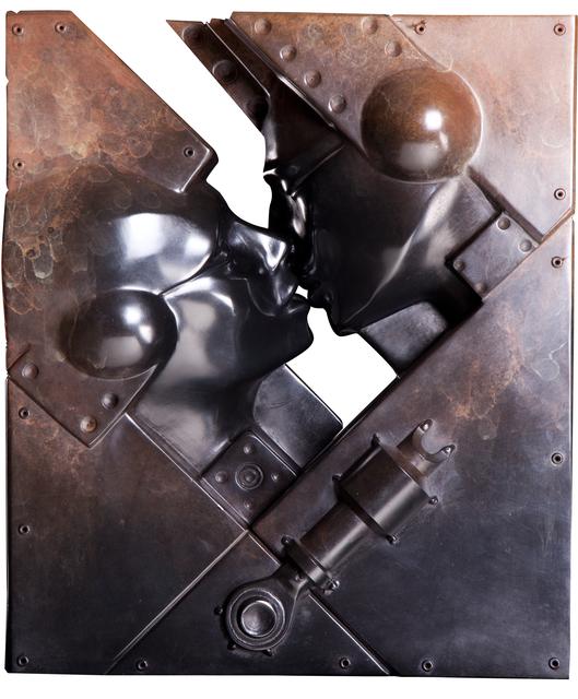 Pierre Matter, 'Kiss Cube', 2015, AFA Gallery