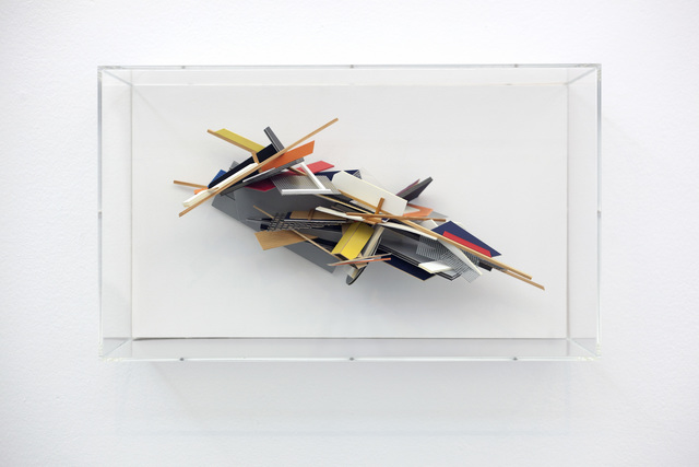 Colin Ardley, 'Shards/Slopes/Grids', Semjon Contemporary
