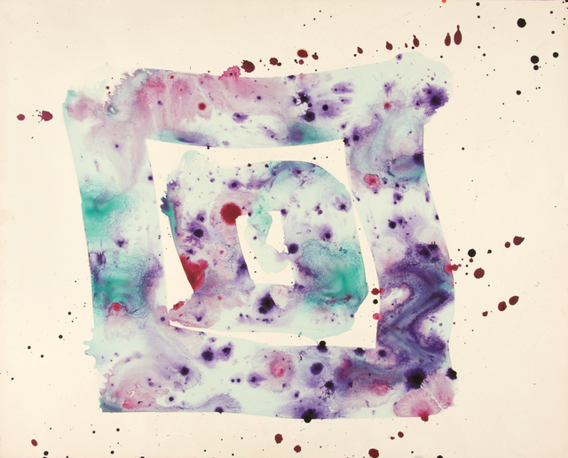 Sam Francis, 'Abstact Composition', 1972, Art Works Paris Seoul Gallery