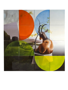 , 'On the Rhodian shore,' 2014, Sullivan+Strumpf
