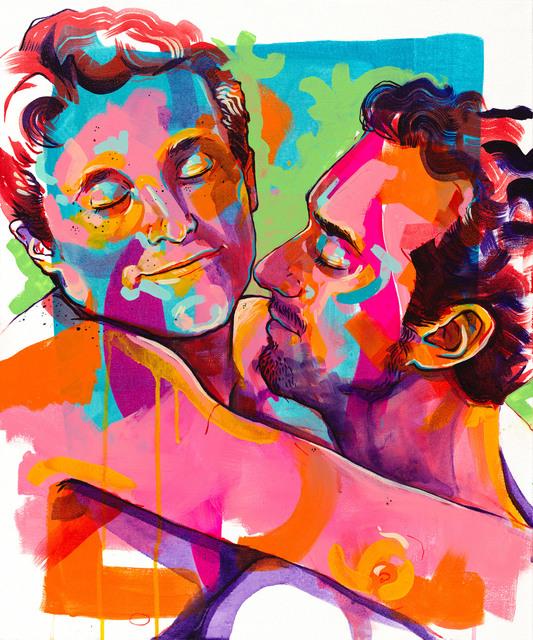 , 'L'homme que j'aime (The Man I Love),' 2018, Art Attack SF