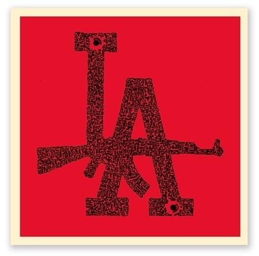 Meghan Hall, 'LA Rifle', 2017, Equal Means Equal Benefit Auction