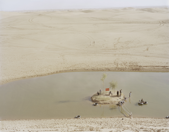 , 'Lake in the Desert,' 2014, Beetles + Huxley