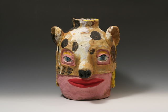 , 'Girl with Dog Mask I,' 2008, Carl Solway Gallery