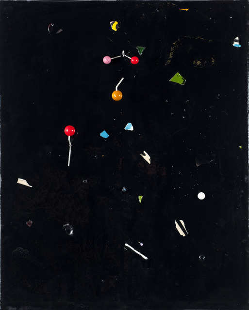 , 'Constellation Painting #5,' 2011, Gagosian