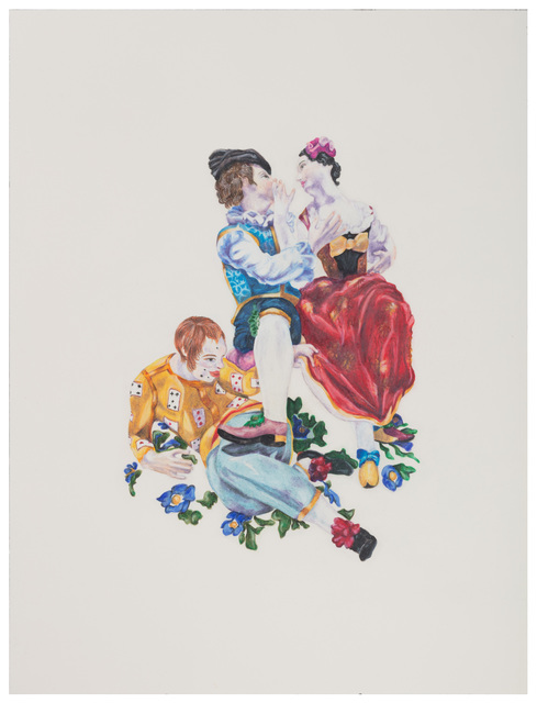 Amy Simon, 'Indiscreet Harlequin No. 1963.60.303', 2018, Wetterling Gallery