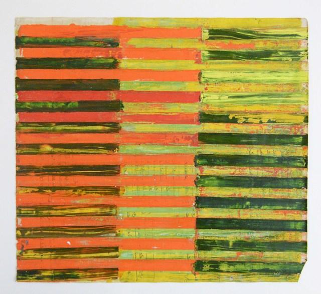 , 'Stripes No Stars 4 ,' 2019, Gaa Gallery
