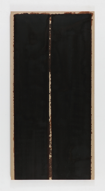 , 'Burnt Umber & Ultramarine,' 1993, Simon Lee Gallery