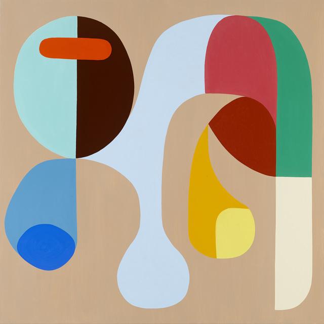 , 'Jazz Notes,' 2019, Galerie Bessières