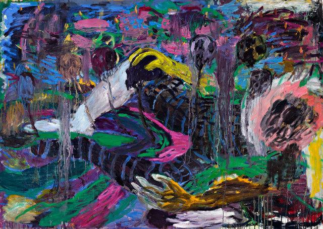 , 'Ranked Heads,' 2016, Goodman Gallery
