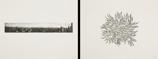 Richard Deacon, 'Borderline - Mexico City', 2011, Kunstverket Galleri
