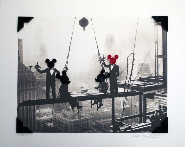, 'Cada cosa en su sitio 4,' 2013, Carbono Galeria