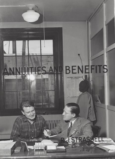 Gordon Parks, 'Colonial Beacon Oil Co. Everett Refinery, Everett, Mass', 1944, Elizabeth Houston Gallery