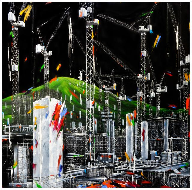 Tommy Wondra, 'Until Completion #3 直到完成 #3', 2015, Affinity ART