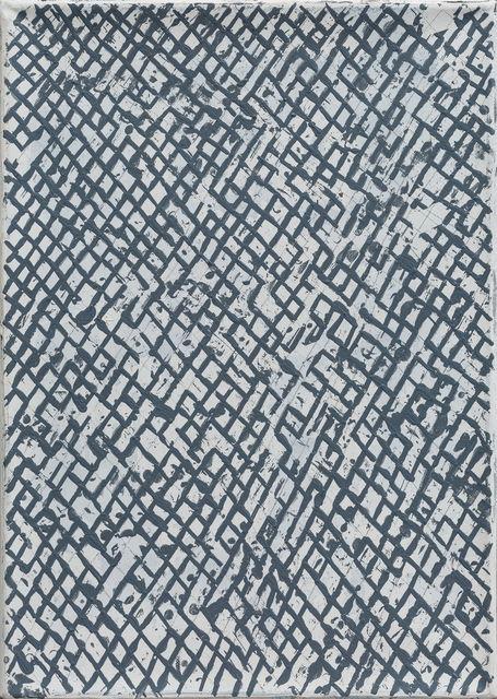 Ji Dachun 季大纯, '由于犹豫 Blue', 2018, Aye Gallery