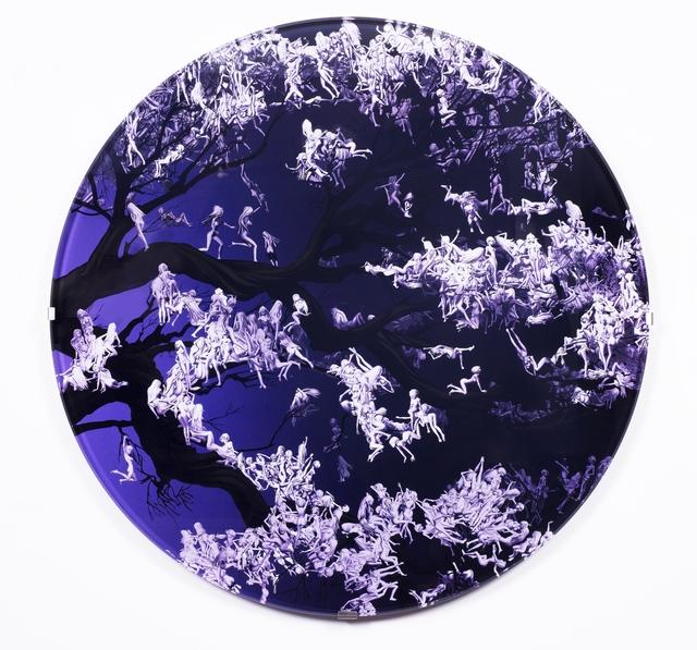 , 'Purple Midnight ,' 2017, Winston Wächter Fine Art