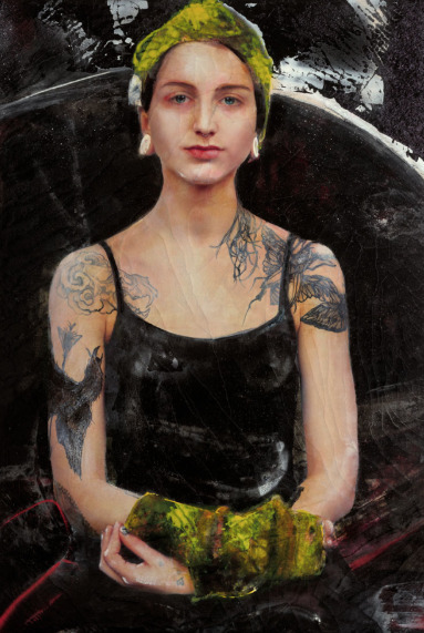 , 'Disturbance 23,' 2015, Rademakers Gallery