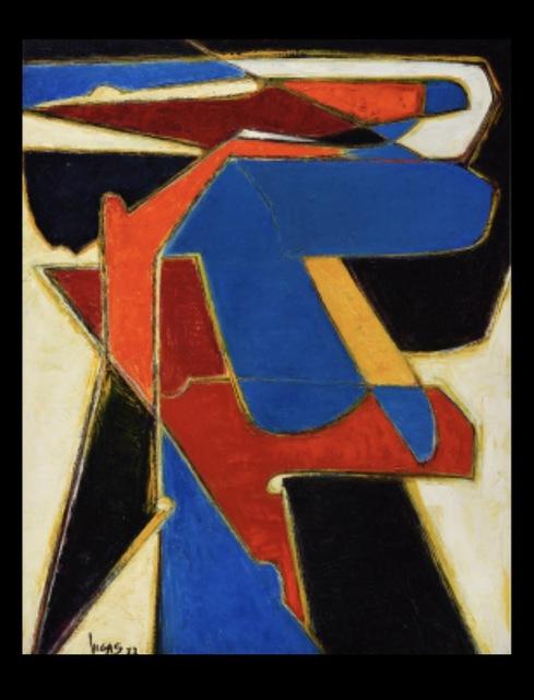 , 'Sacrificante ,' 1972, Ascaso Gallery