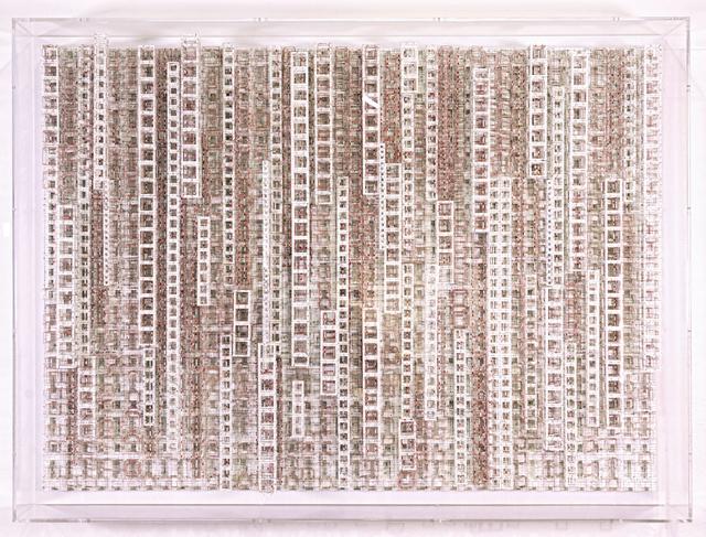 , 'Composition 15,' 2011, Micheko Galerie