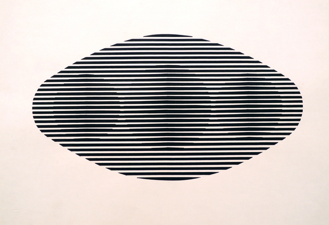 , 'Untitled from the series Op. Oval Redondeado,' 1968, Sicardi Gallery