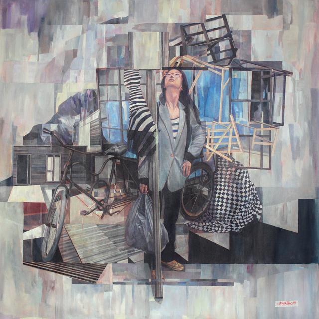 , 'Shanghai,' 2015, RuArts Gallery