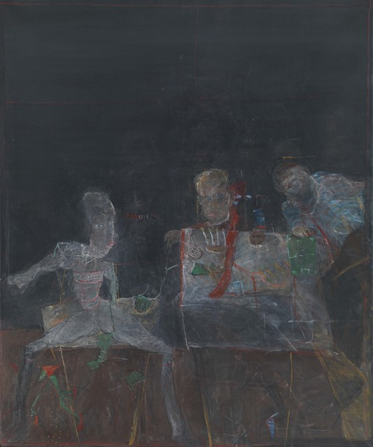 , 'Ohne Titel (Kindergeburtstag),' 1965-1967, Galerie Michael Haas