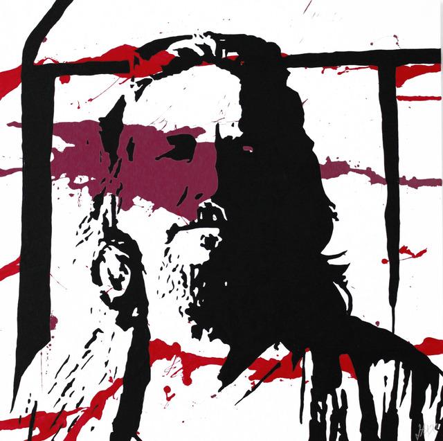 , 'Jeff Bridges- The Dude,' 2017, Wallspace
