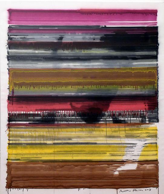 , 'Oracle,' 2013, Wallplay