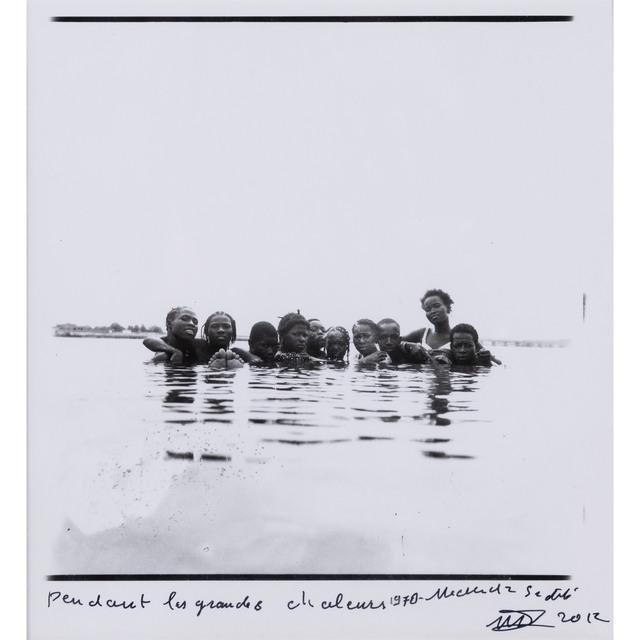 Malick Sidibé, 'Pendant les grandes chaleurs- 1970', 2012, PIASA