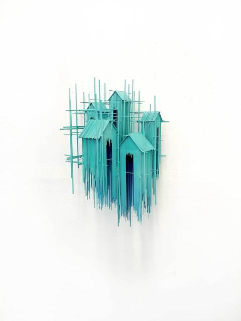 , 'Floating favela VI,' 2019, N2 Galería