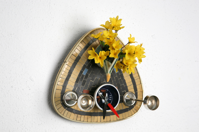 , 'Faux Tableau-Piège (Serie: Mosaiques Années '50),' 2010 -2012, Galerie Krinzinger