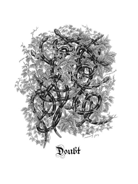 , 'Doubt Knot,' 2014, Koplin Del Rio